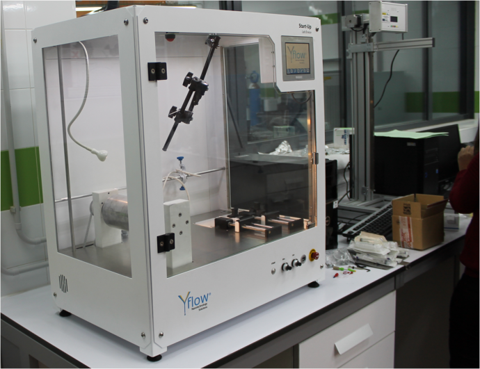 Custom Electrospinning Lab Device