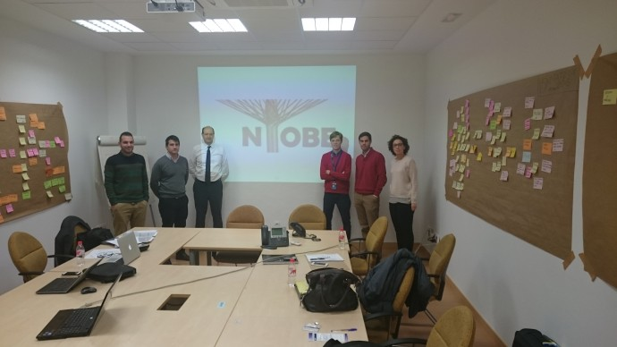 Kick Off Meeting Niobe