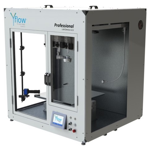 Yflow® Professional Electrospinning Lab Device V2.0 right