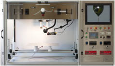 coaxial electrospinning lab unit